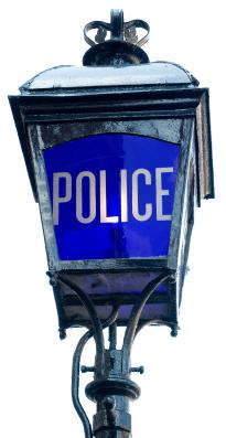 police-lamp